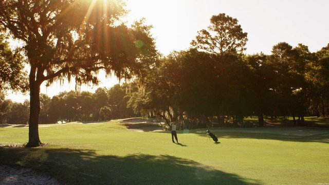 Golf Academy - Color Grade Demo 2